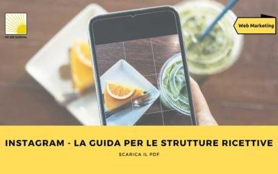 Instagram – La guida per le strutture ricettive